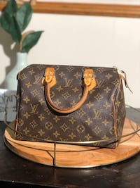 Louis Vuitton Speedy 25 - With Free LV Luggage Tag