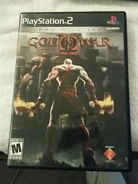 Sony PS3 God of War game case Oakton, 22124