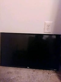 black and gray flat screen TV North Little Rock, 72118