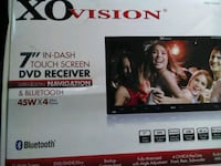 """XO Vision 7""""in dssh dvd receiver with navigation w Port Richey, 34668"""