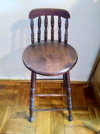 Antique small chair. nice condition. Toronto