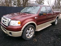 2007 Ford F-150 King Ranch 4x4 SuperCrew 139-in Indianapolis