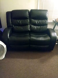 Leather sofa and love seat recliner  Laurel, 20708