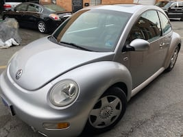 2000 VW New Beetle GLS Turbo