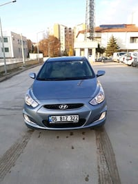 2018 Hyundai Accent Blue 1.4 D-CVVT MODE PLUS (BEN Ankara