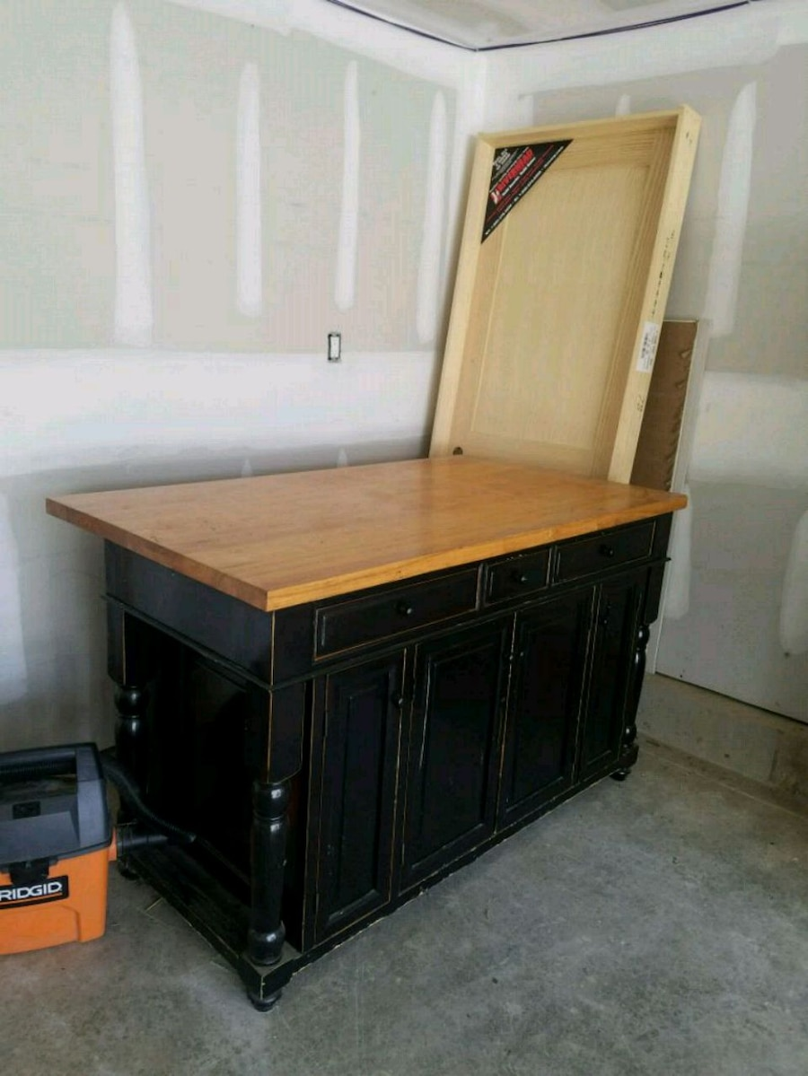 used kitchen island for sale in northport letgo rh gb letgo com