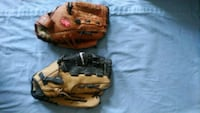 2 BASEBALL GLOVES NEW adult size Toronto, M8Y 1S9