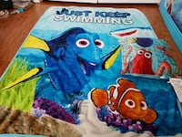 Disney Finding Dory plush blanket and pillow set Bryans Road, 20616