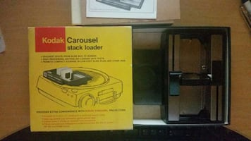 Kodak carousel stack loader model b40