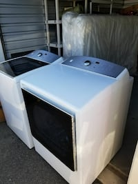 Kenmore High Capacity Washer and Dryer w/ Warranty
