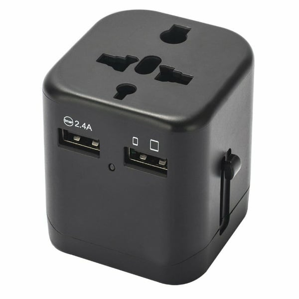 BRAND NEW Travel Adapter, All-in-one International Power Plug Adapter