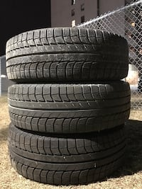 Michelin Latitude 235/65R17 Winter Tires Toronto, M4A 2S3