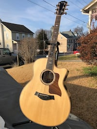 Taylor USA Acoustic Guitar model 816 with OHSC Hellertown, 18055