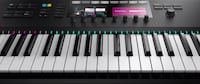 Native Instruments MK2 61 keys Pristine condition!!!! East Point