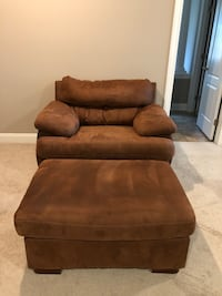 Big man chair soft leather  Harvest, 35749
