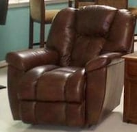 Over sized LZ Boy recliner Columbia