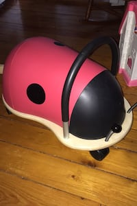 Wheely Bug- toddler ride on toy