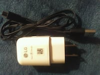 LG - FAST CHARGER with cell phone cord. Winnipeg, R2W 1V4
