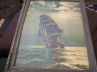 Old Ironsides Painting Providence