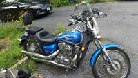08 Honda Shadow Spirit VT750C2F 62 km