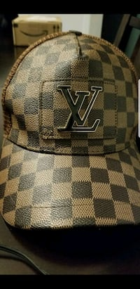 brown and black Louis Vuitton leather backpack Fall River, 02721