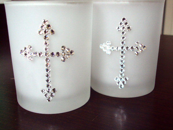 Swarovski crystal candle holders Merrillville, IN, USA