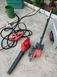 Electronic yard tools! Any or all. Need gone McKinney, 75070