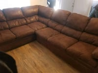 Brown living room sectional  Albuquerque