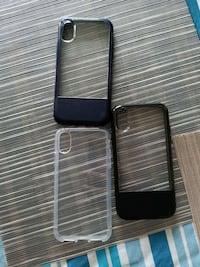Cases for iPhone 10x or 10 SX brand new 3 colour for $40