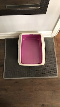 Litter box and Mat Mississauga, L4W 3H1