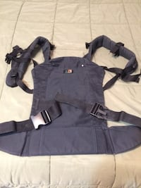 Beco baby carrier with infant insert