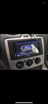 Ford focus uyumlu 7 inch multimedya