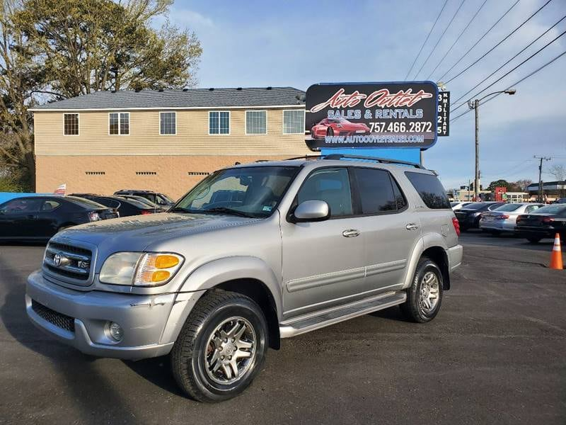 2003 Toyota Sequoia Limited 4WD 4dr SUV 049c9c68-58c5-499d-8a3e-81659fbb0c94