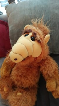 alf plush toy