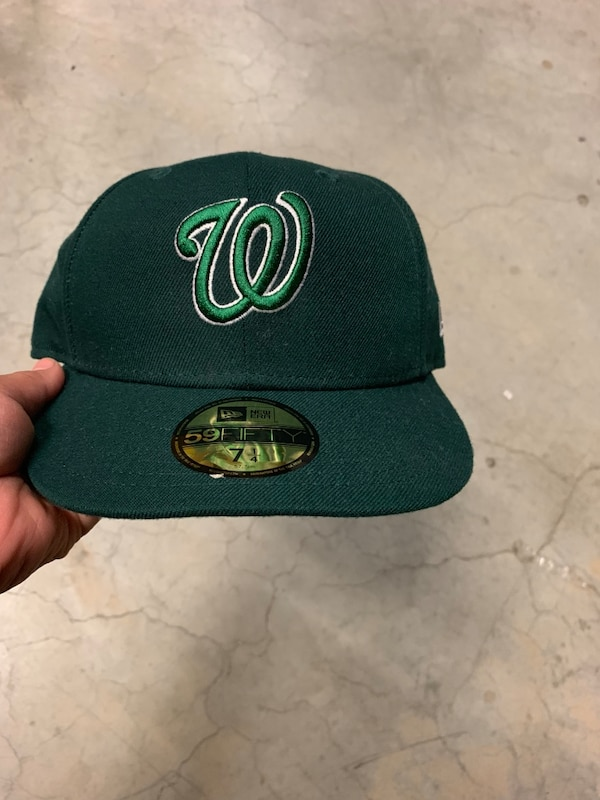 Nationals hat