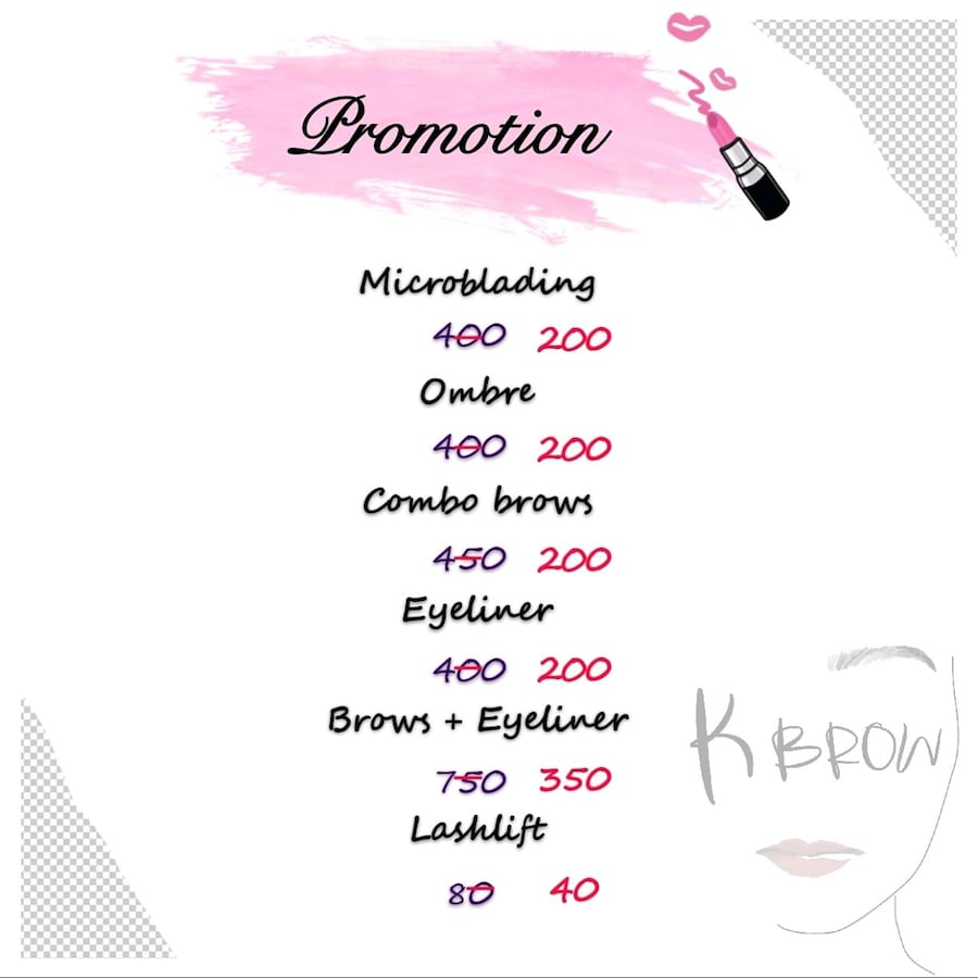 *Promo-Microblading, Ombre, Combo brows, Eyeliner  d544cfbc-bb2f-499e-b2d4-1d873572ef2c