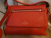 Kate Spade branded handbagused it only 2 times,cleaning out my closet Chesapeake, 23320