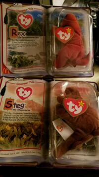 Beanie Babies -Collectables from mcdonalds Staten Island, 10306