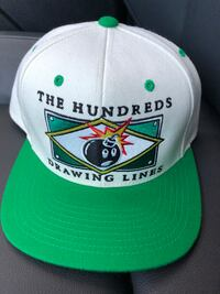 The Hundreds 'Drawing Lines' Adjustable SnapBack. Brand New  Vancouver, V5S 4Y1