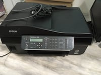 Epson Workforce 435 all in one printer