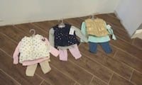 Size 2 brand new baby girl outfits. Fort Myers, 33967