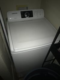 white top-load clothes washer San Antonio, 78229