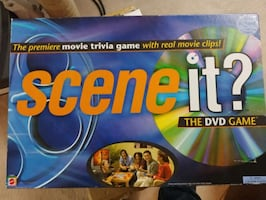 Scene it ? Board game