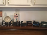 Vintage Camera Collection 969 mi