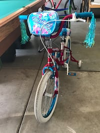 18 inch Girls Bike.  Murrieta, 92563