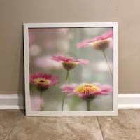 Floral Square Photo Frame BRAND NEW Springfield, 22150