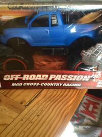 Off Road Lifted Dodge Remote Control Truck