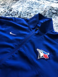 Men's blue jays jacket