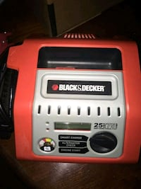 Black and decker smart charge