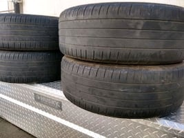 Used Nexen tires P225/55R18